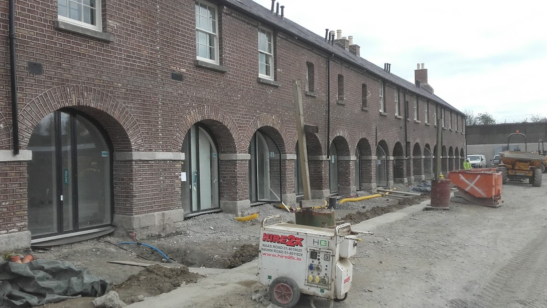 Conservation Project  Dublin